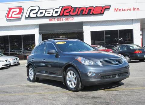 2010 Infiniti EX35 for sale in Knoxville, TN