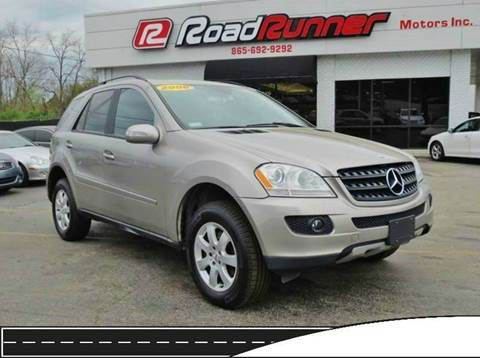 Mercedes benz m class for sale tennessee for 2006 mercedes benz ml350 price