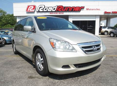 Honda odyssey for sale knoxville tn for City motors knoxville tn