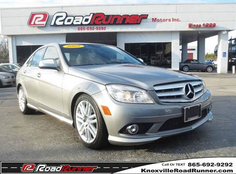 2009 Mercedes-Benz C-Class for sale in Knoxville, TN