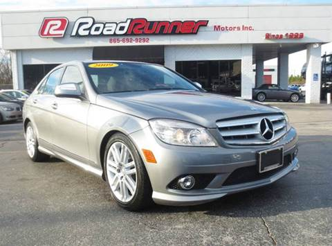 Mercedes benz for sale knoxville tn for City motors knoxville tn