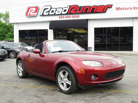 Mazda mx 5 miata for sale knoxville tn for City motors knoxville tn