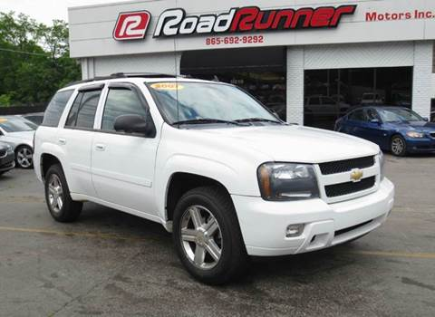 Used chevrolet trailblazer for sale tennessee for Alexander motors jackson tennessee