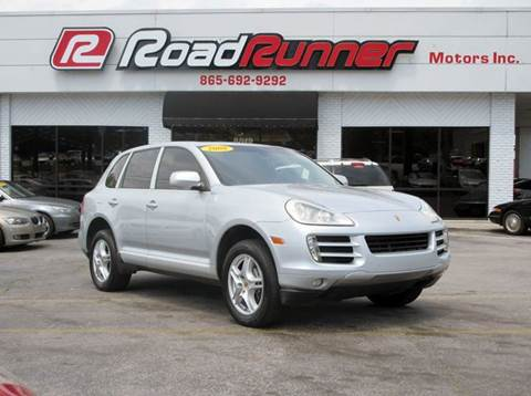 2008 Porsche Cayenne for sale in Knoxville, TN