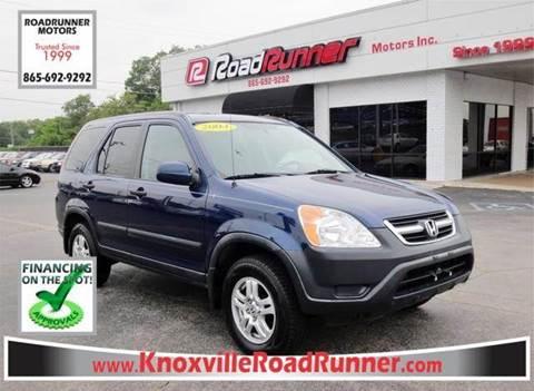 Honda Cr V For Sale In Knoxville Tn