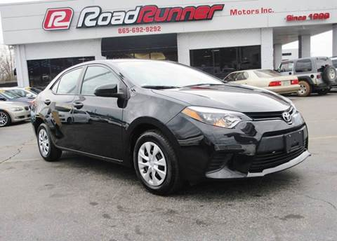 2015 Toyota Corolla for sale in Knoxville, TN