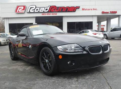 2005 BMW Z4 for sale in Knoxville, TN