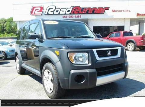 2006 honda element for sale knoxville tn for Honda knoxville tn