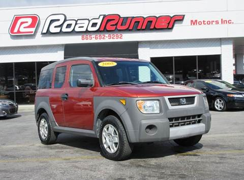 2005 Honda Element for sale in Knoxville, TN