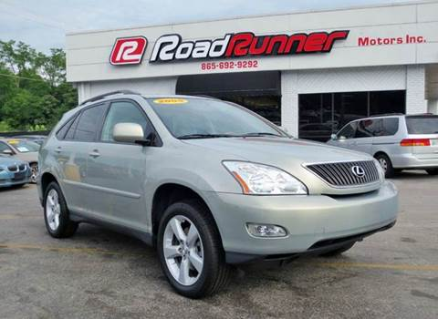 lexus rx 330 for sale tennessee. Black Bedroom Furniture Sets. Home Design Ideas
