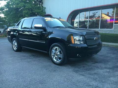2009 Chevrolet Avalanche for sale in Poughkeepsie, NY