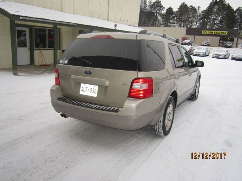2005 Ford Freestar 4dr SES Mini Van In MENAHGA MN
