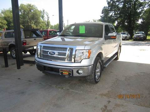2011 Ford F-150 for sale in Menahga, MN