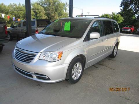 2012 Chrysler Town and Country for sale in Menahga, MN