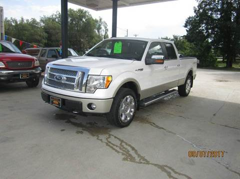 2010 Ford F-150 for sale in Menahga, MN