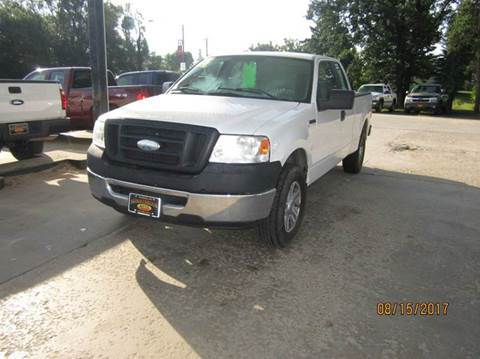 2008 Ford F-150 for sale in Menahga, MN