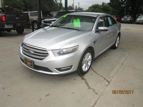 2014 Ford Taurus for sale in Menahga, MN