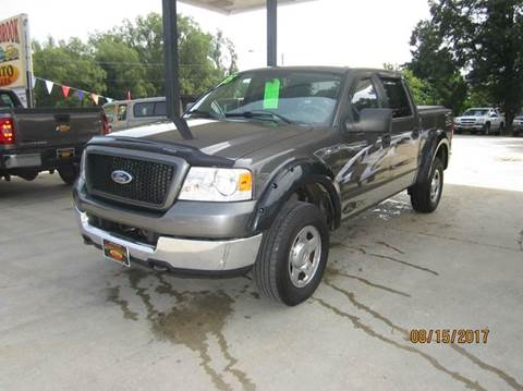 2005 Ford F-150 for sale in Menahga, MN