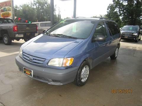 2003 Toyota Sienna for sale in Menahga, MN