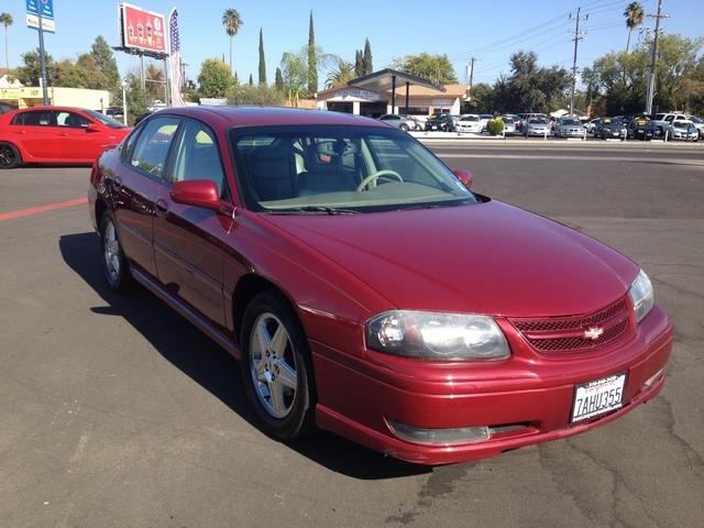2005 Chevrolet Impala S S