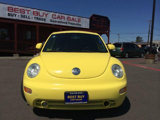 1999 Volkswagen Beetle