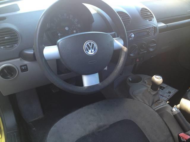 2004 Volkswagen Beetle DIESEL
