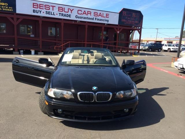 2003 BMW 3 Series Convertible