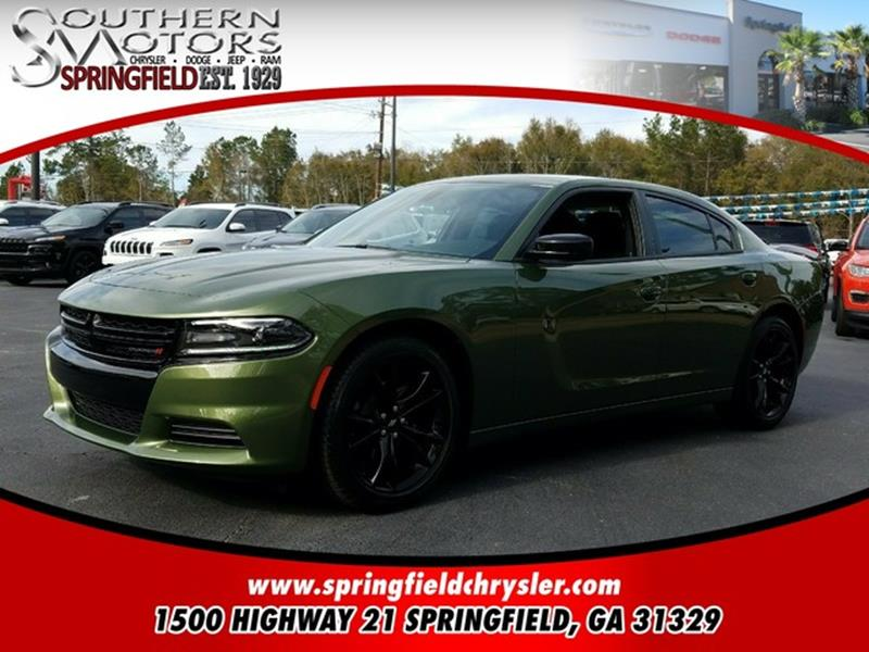 Dodge for sale in springfield ga for Southern motors springfield chrysler dodge jeep
