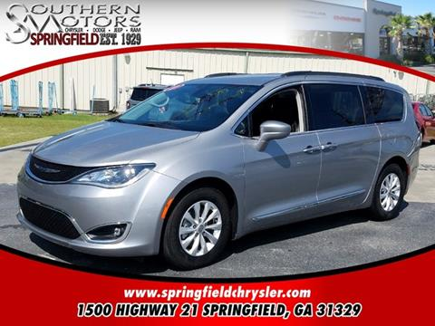 2017 Chrysler Pacifica for sale in Springfield, GA