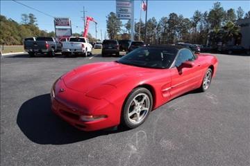 Jacky Jones Dodge >> 2001 Chevrolet Corvette For Sale - Carsforsale.com