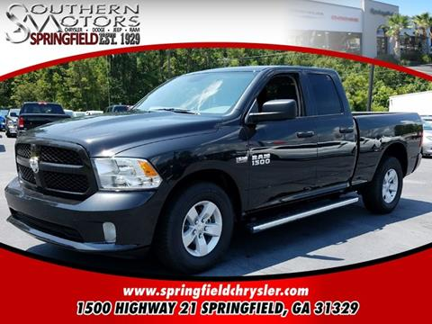 2017 RAM Ram Pickup 1500 for sale in Springfield GA