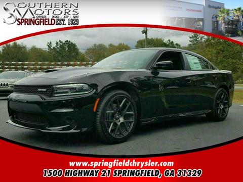 2017 Dodge Charger for sale in Springfield GA