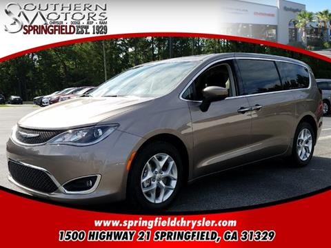 2017 Chrysler Pacifica for sale in Springfield GA