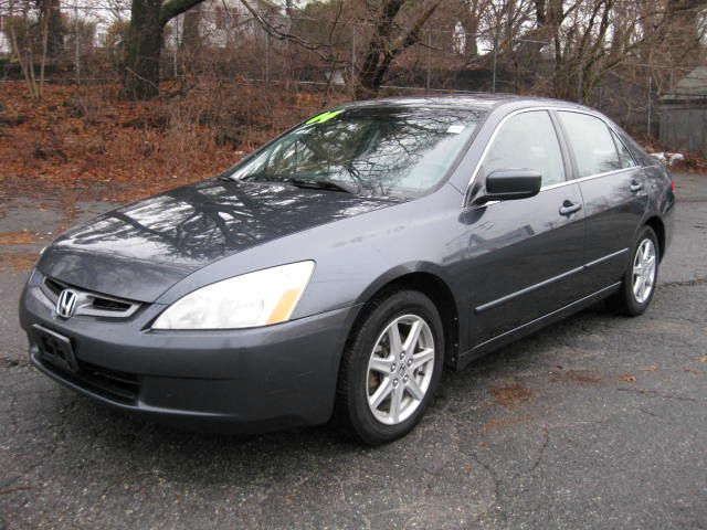 2004 Honda Accord