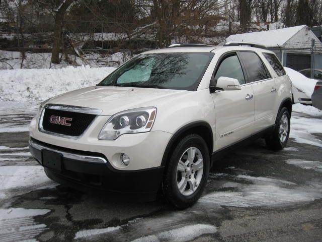 2008 GMC Acadia for sale in Lowell, MA