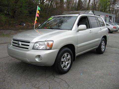 2006 Toyota Highlander for sale in Lowell, MA