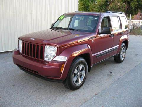 2008 Jeep Liberty for sale in Lowell, MA