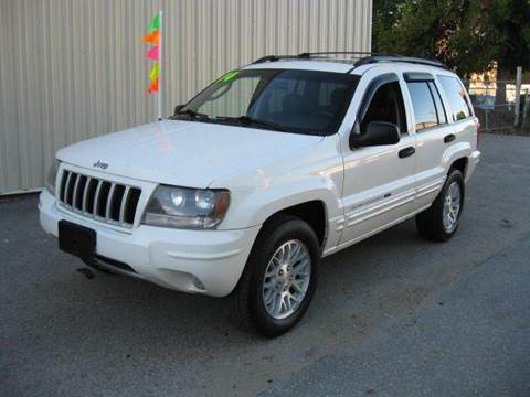 2004 Jeep Grand Cherokee for sale in Lowell, MA