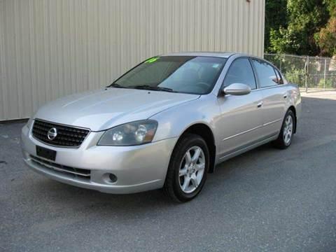 2006 Nissan Altima for sale in Lowell, MA