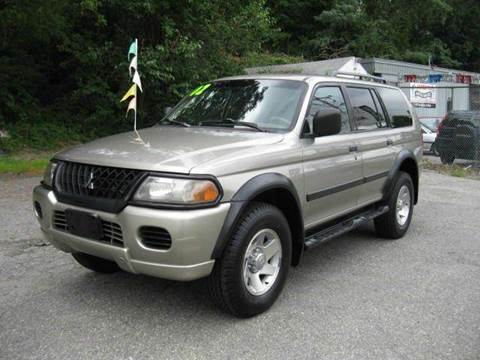 2002 Mitsubishi Montero Sport for sale in Lowell, MA