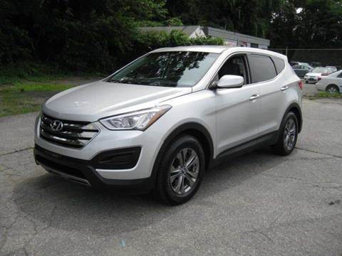 2013 Hyundai Santa Fe Sport for sale in Lowell, MA