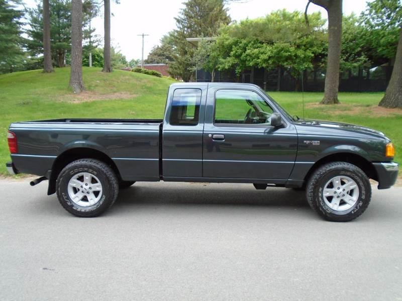 2005 Ford Ranger 4dr SuperCab XLT 4WD SB - Albany NY