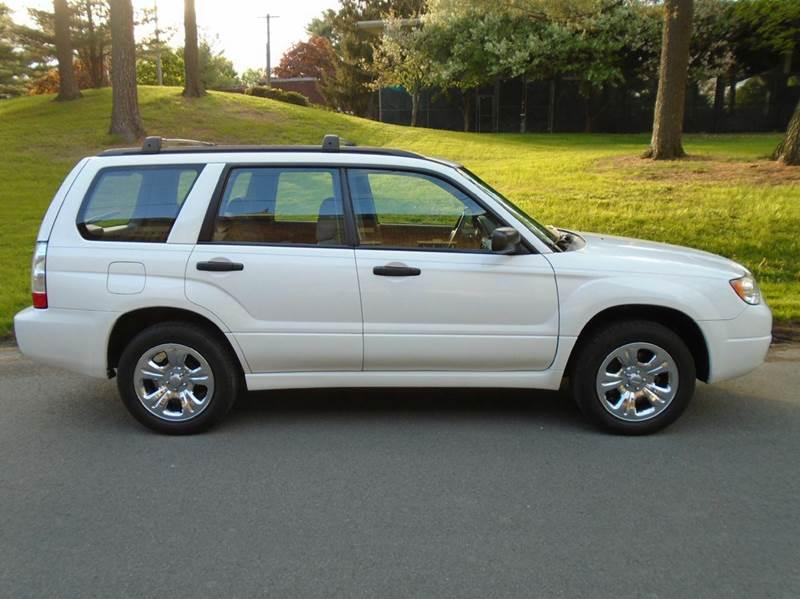 2006 Subaru Forester AWD 2.5 X 4dr Wagon w/Automatic - Albany NY