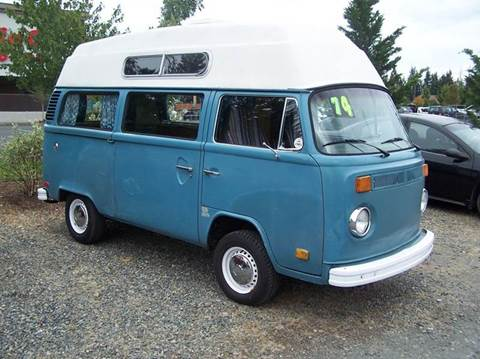1974 Volkswagen Bus For Sale In Olympia WA