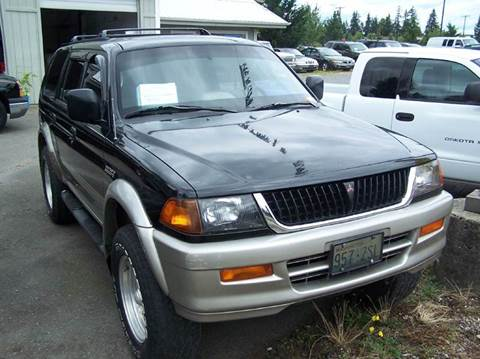 1998 Mitsubishi Montero Sport for sale in Olympia, WA