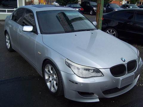 2007 BMW 5 Series for sale in Olympia, WA