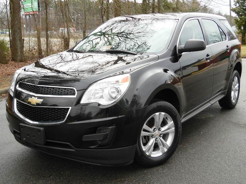 2012 Chevrolet Equinox Ls 4dr Suv In Chesapeake Va