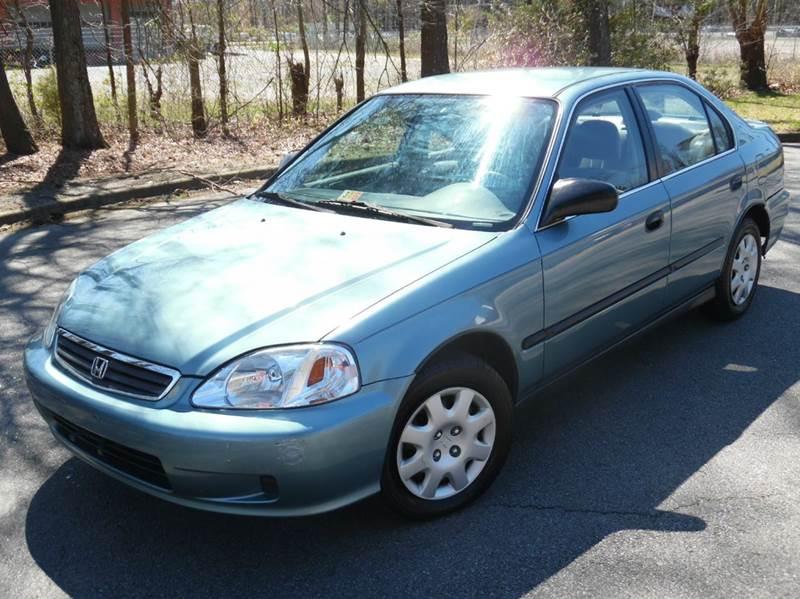 2000 honda civic lx 4dr sedan in chesapeake va liberty for Liberty motors chesapeake va
