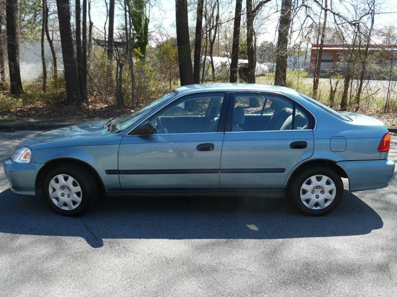 2000 Honda Civic Lx 4dr Sedan In Chesapeake Va Liberty