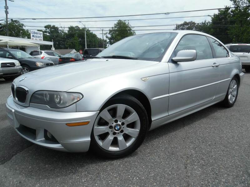 2005 Bmw 3 Series 325ci 2dr Coupe In Chesapeake Va